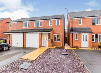 3 bed semi-detached house for sale in Jubilee Pastures, Middlewich, Cheshire CW10