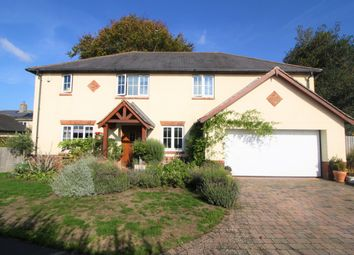 Thumbnail 5 bed detached house for sale in Lovelace Gardens, Exeter