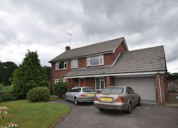 Thumbnail 4 bed detached house to rent in Rowdens Close, West Wellow, Romsey