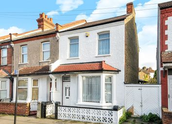 Thumbnail 3 bed end terrace house for sale in Guildford Road, Croydon