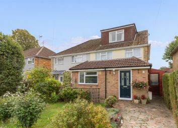 Thumbnail 5 bed semi-detached house for sale in Chanctonbury Road, Burgess Hill