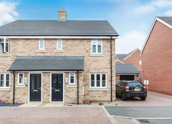 Thumbnail 3 bed semi-detached house for sale in Radcliffe Mews, Shortstown, Bedford, Bedfordshire