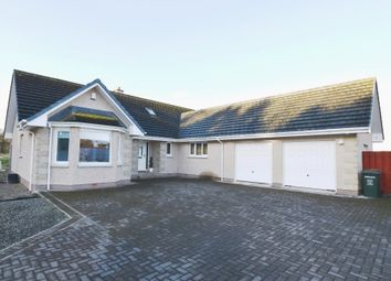 Thumbnail 5 bed detached house for sale in Forres