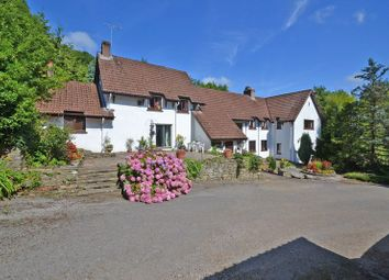 Thumbnail 4 bed detached house for sale in Stunning Farmhouse & Land, Penhow, Newport