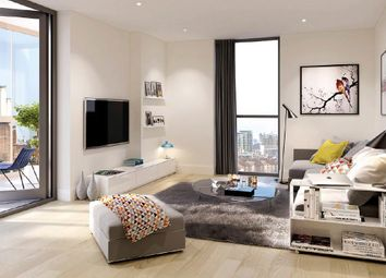 Thumbnail 2 bed flat to rent in Mercer House, Battersea Exchange, London