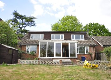 Thumbnail 4 bed detached bungalow to rent in Peperharow Road, Godalming