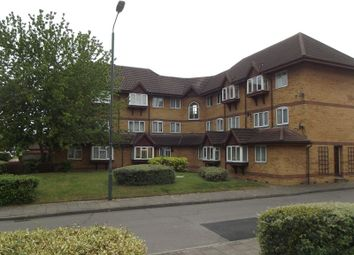 Thumbnail 2 bed flat for sale in Frobisher Road, Erith