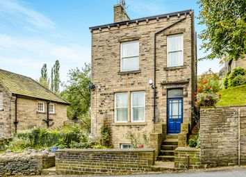 Thumbnail 2 bed detached house for sale in New Road, Luddendenfoot, Halifax