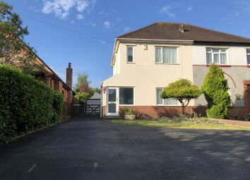 Thumbnail 3 bed semi-detached house for sale in Magna Road, Bearwood, Bournemouth