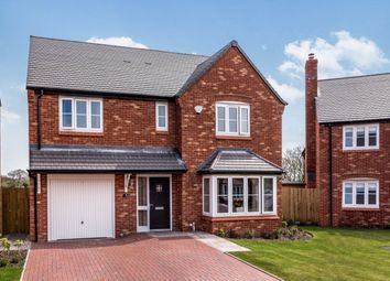Thumbnail 4 bed detached house for sale in Ash Lane, Yarnfield, Stone