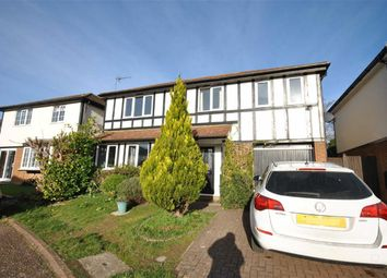 Thumbnail 4 bed detached house for sale in Kimble Close, Northampton