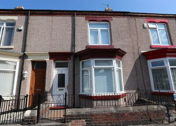 Thumbnail 3 bed terraced house for sale in Thornton Street, Darlington