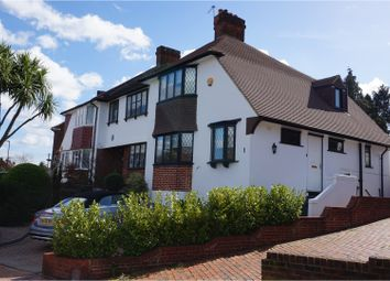 Thumbnail 3 bed semi-detached house for sale in Truslove Road, West Norwood