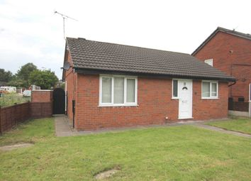 Thumbnail 2 bed bungalow to rent in Grecian Street, Salford