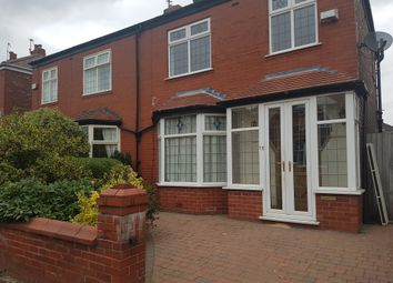 Thumbnail 3 bed semi-detached house to rent in Woodford Avenue, Denton