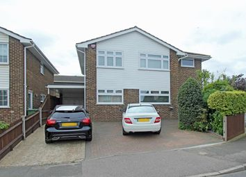 Thumbnail 4 bedroom detached house for sale in Farm Crescent, Sittingbourne