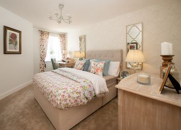 Thumbnail 1 bed flat for sale in Cranberry Court, Kempley Close, Peterborough