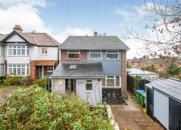 Thumbnail 3 bed detached house for sale in Cobden Avenue, Southampton