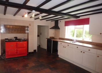 Thumbnail 3 bed semi-detached house to rent in Swan Farm Lane, Audlem Road, Woore, Crewe