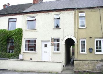 Thumbnail 3 bedroom terraced house for sale in Station Road, Selston, Nottingham