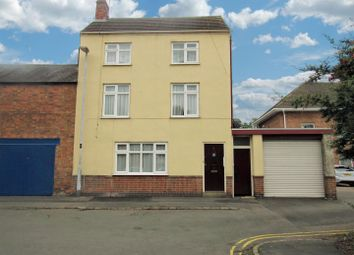 Thumbnail 5 bedroom link-detached house for sale in Chapel Street, Syston, Leicester