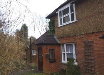 Thumbnail 3 bed end terrace house to rent in Holyoake Terrace, Oakhill Road, Sevenoaks