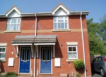 Thumbnail 2 bed terraced house to rent in Ivy House Paddocks, Ketley