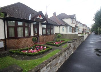 Thumbnail 2 bedroom detached bungalow for sale in Abbey Road, Waltham Cross, Herts