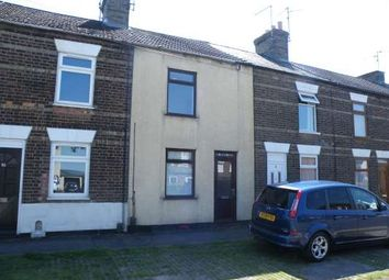 Thumbnail 2 bed terraced house to rent in Coneygree Road, Peterborough