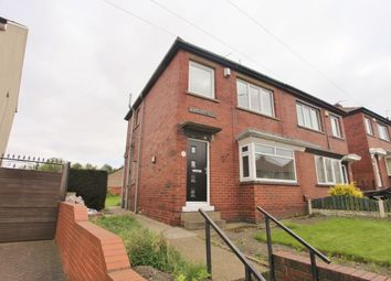 Thumbnail 3 bed semi-detached house for sale in Margaret Road, Wombwell, Barnsley
