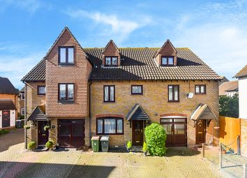 Thumbnail 4 bed terraced house to rent in Fulmer Road, London