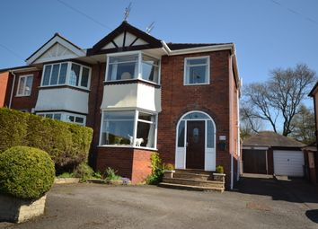 Thumbnail 3 bed semi-detached house for sale in Liverpool Road, Newcastle-Under-Lyme