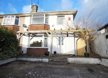 Thumbnail 3 bed semi-detached house to rent in Maskelyne Avenue, Manor Farm, Bristol