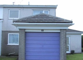 Thumbnail 3 bed property to rent in Dale View, Cefn Cribwr, Bridgend