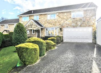 Thumbnail 5 bed detached house for sale in Hawthorn Grove, Silkstone, Barnsley