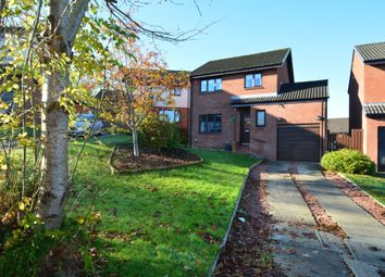 Thumbnail 3 bed detached house for sale in Queenside Crescent, Erskine