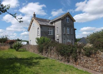Thumbnail 7 bed detached house for sale in Chichacott Road, Okehampton