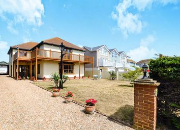 Thumbnail 4 bed detached house to rent in Old Lydd Road, Camber, Rye
