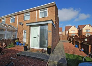 Thumbnail 3 bedroom semi-detached house for sale in Kings Road, West Moor, Newcastle Upon Tyne