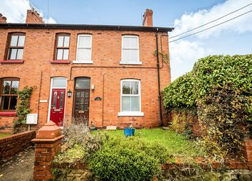 Thumbnail 3 bed semi-detached house for sale in Bronygarth Road, Weston Rhyn, Oswestry