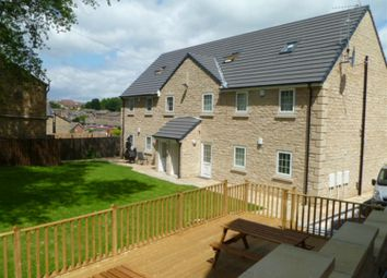Thumbnail 1 bedroom flat to rent in Blacksmith Court, Brook Hill, Thorpe Hesley, Rotherham