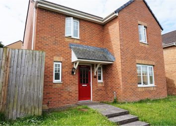 Thumbnail 4 bed detached house for sale in Long Meadow, North Cornelly, Bridgend