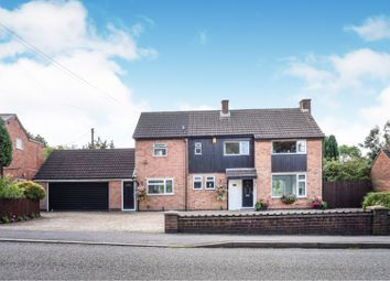 Thumbnail 4 bed detached house for sale in Newbold Road, Barlestone