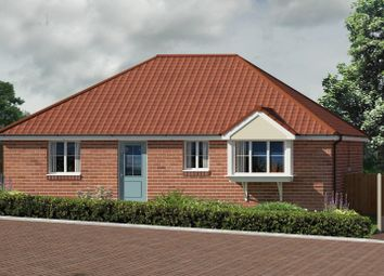 Thumbnail 2 bed detached bungalow for sale in Church Hill, Ramsey, Harwich