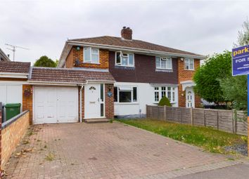 Thumbnail 3 bed semi-detached house for sale in Cotswold Way, Tilehurst, Reading, Berkshire