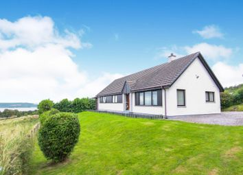 Thumbnail 3 bed detached bungalow for sale in Lentran, Inverness