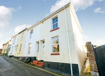 Thumbnail 2 bed end terrace house for sale in Sunbury Road, Paignton