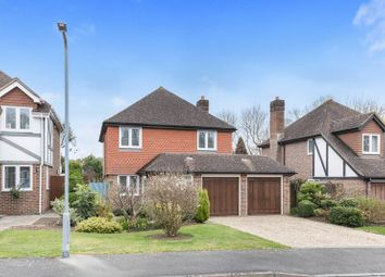 Thumbnail 3 bed detached house for sale in Forest Park, Maresfield, East Sussex