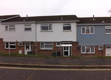 Thumbnail 3 bed terraced house for sale in Vectis Road, East Cowes