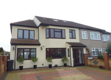 Thumbnail 6 bed semi-detached house for sale in ., Rainham, Essex